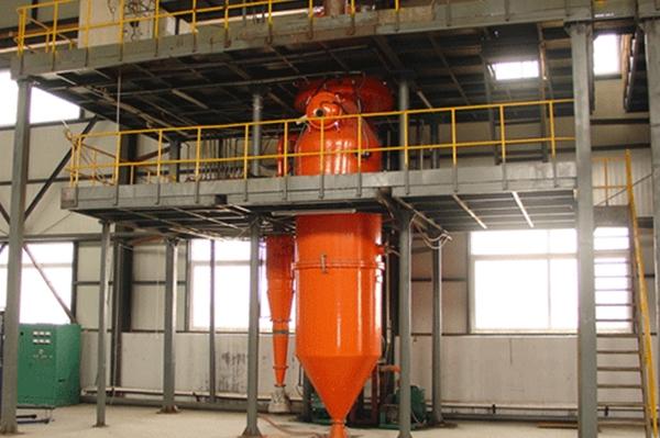 ZGF型雾化制粉炉
